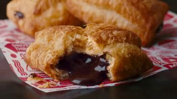 Jack in the Box Chocolate Croissant Bites TV Spot, 'Buttery & Flakey'