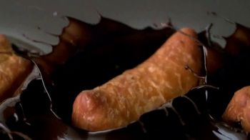 Jack in the Box Chocolate Croissant Bites TV Spot, 'Buttery & Flakey' - Thumbnail 4