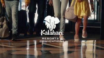 Kalahari Resort and Conventions TV Spot, 'Lugar para jugar' [Spanish] - Thumbnail 1
