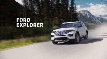 Ford TV Spot, 'Spirit of the Brave' [T2] - Thumbnail 6