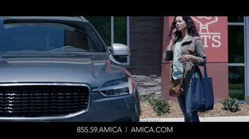 Amica Mutual Insurance Company TV Spot, 'Walking' - Thumbnail 5