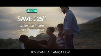 Amica Mutual Insurance Company TV Spot, 'Walking' - Thumbnail 7
