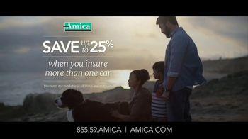Amica Mutual Insurance Company TV Spot, 'Walking' - Thumbnail 8