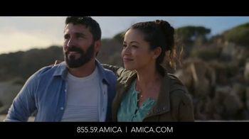 Amica Mutual Insurance Company TV Spot, 'Walking'