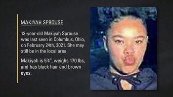 National Center for Missing & Exploited Children TV Spot, 'Makiyah Sprouse'