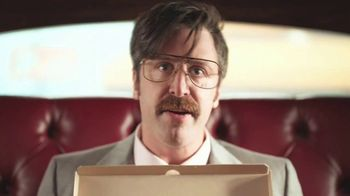 Little Caesars Pepperoni & Cheese Stuffed Crust EXTRAMOSTBESTEST Pizza TV Spot, 'Pepperoni and Cheese Panic'