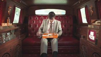 Little Caesars Pepperoni & Cheese Stuffed Crust EXTRAMOSTBESTEST Pizza TV Spot, 'Pepperoni and Cheese Panic' - Thumbnail 2