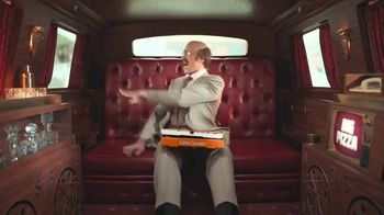 Little Caesars Pepperoni & Cheese Stuffed Crust EXTRAMOSTBESTEST Pizza TV Spot, 'Pepperoni and Cheese Panic' - Thumbnail 8