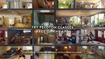 Peloton Classes TV Spot, 'Come On, Peloton' Song by L'Tric & Chloe Wilson - Thumbnail 8