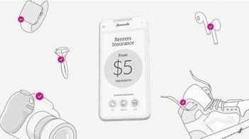 Lemonade Renters Insurance TV Spot, 'Covers Your Impulse Buys' - Thumbnail 10