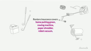 Lemonade Renters Insurance TV Spot, 'Covers Your Impulse Buys' - Thumbnail 3