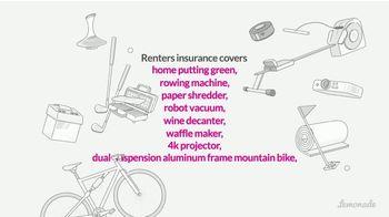 Lemonade Renters Insurance TV Spot, 'Covers Your Impulse Buys' - Thumbnail 4