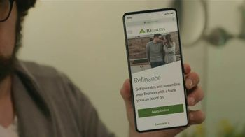 Regions Bank TV Spot, 'Are You a Refi Person?' - Thumbnail 7