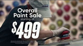 Maaco Overall Paint Sale TV Spot, 'Sapphire Blue: $499' - Thumbnail 8