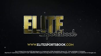 ELITE Sportsbook TV Spot, 'Play Your Game: First Bet Risk Free' - Thumbnail 6