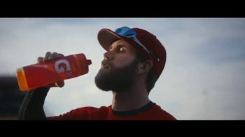 Gatorade TV Spot, 'Greatness Starts With G' Ft. Bryce Harper, Sydney McLaughlin Song by Marlowe - Thumbnail 7
