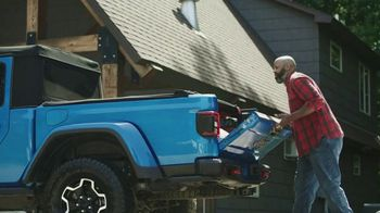 Jeep Gladiator TV Spot, 'History Channel: Alone: The Journey' [T1] - Thumbnail 1