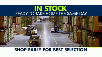 Rooms to Go 3 Day Warehouse Sale TV Spot, 'Houston: Save Up to 30%' - Thumbnail 8