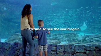 SeaWorld TV Spot, 'See the World Again' - Thumbnail 1