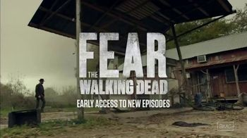 AMC+ TV Spot, 'The World of the Walking Dead: Talking Dead and Episode Diaries' - Thumbnail 3