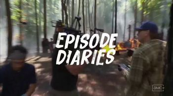 AMC+ TV Spot, 'The World of the Walking Dead: Talking Dead and Episode Diaries' - Thumbnail 7