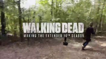 AMC+ TV Spot, 'The World of the Walking Dead: Talking Dead and Episode Diaries' - Thumbnail 8