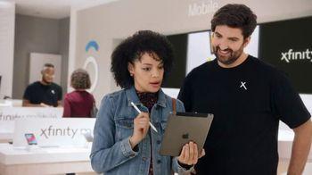XFINITY Mobile TV Spot, 'Apple iPad on XFINITY Mobile: $7 per Month' - Thumbnail 8