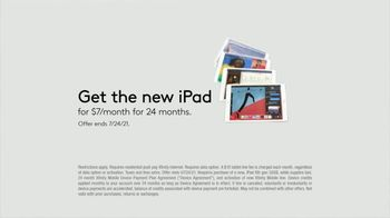 XFINITY Mobile TV Spot, 'Apple iPad on XFINITY Mobile: $7 per Month' - Thumbnail 9