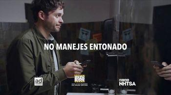 NHTSA TV Spot, 'Es hora de estar sobrio' [Spanish] - Thumbnail 9