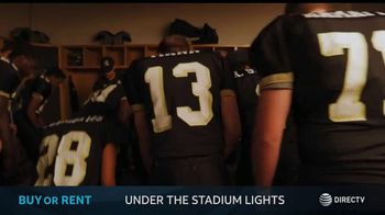 DIRECTV Cinema TV Spot, 'Under the Stadium Lights' - 11 commercial airings