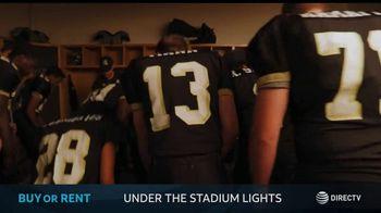 DIRECTV Cinema TV Spot, 'Under the Stadium Lights' - Thumbnail 2