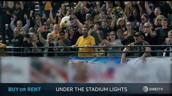 DIRECTV Cinema TV Spot, 'Under the Stadium Lights' - Thumbnail 4