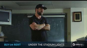 DIRECTV Cinema TV Spot, 'Under the Stadium Lights' - Thumbnail 5