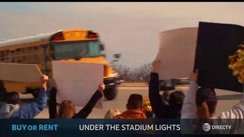 DIRECTV Cinema TV Spot, 'Under the Stadium Lights' - Thumbnail 6