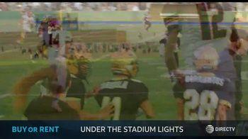 DIRECTV Cinema TV Spot, 'Under the Stadium Lights' - Thumbnail 8
