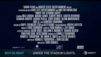 DIRECTV Cinema TV Spot, 'Under the Stadium Lights' - Thumbnail 9