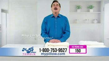 My Pillow Towels TV Spot, 'Commercial Interruption: Get Dry Faster' - Thumbnail 1