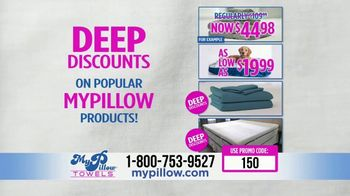 My Pillow Towels TV Spot, 'Commercial Interruption: Get Dry Faster' - Thumbnail 8
