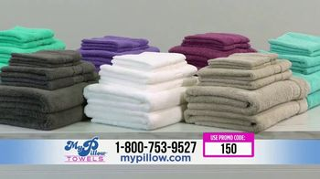 My Pillow Towels TV Spot, 'Commercial Interruption: Get Dry Faster' - Thumbnail 2