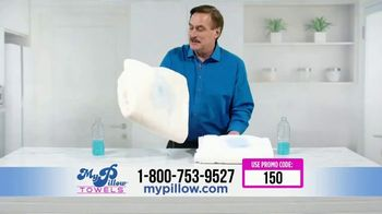 My Pillow Towels TV Spot, 'Commercial Interruption: Get Dry Faster' - Thumbnail 4