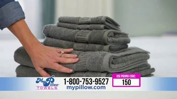 My Pillow Towels TV Spot, 'Commercial Interruption: Get Dry Faster' - Thumbnail 5