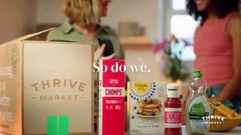 Thrive Market TV Spot, 'No Retail Markups: $20' - Thumbnail 2