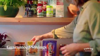 Thrive Market TV Spot, 'No Retail Markups: $20' - Thumbnail 4
