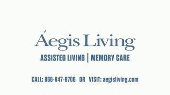 Aegis Living TV Spot, 'Living Happily Together: Cake' - Thumbnail 9