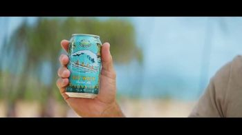 Kona Brewing Company Big Wave TV Spot, 'Surf Lesson' Featuring Kelly Slater