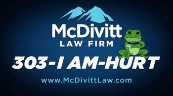 McDivitt Law Firm, P.C. TV Spot, 'Get the Wheels of Justice Moving for You' - Thumbnail 5
