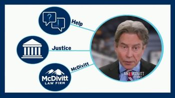 McDivitt Law Firm, P.C. TV Spot, 'Get the Wheels of Justice Moving for You' - Thumbnail 3