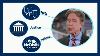 McDivitt Law Firm, P.C. TV Spot, 'Get the Wheels of Justice Moving for You' - Thumbnail 4