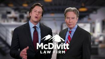 McDivitt Law Firm, P.C. TV Spot, 'Going to Battle for You' - Thumbnail 1