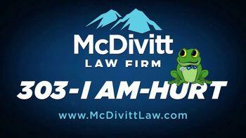 McDivitt Law Firm, P.C. TV Spot, 'Going to Battle for You' - Thumbnail 6